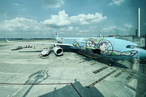 「幸运随心」—— 东航浙分 A321(325) 杭州萧山—广州白云 公务舱体验