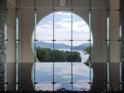 千岛湖洲际 - 不扣细节还是可以住住的亲子酒店