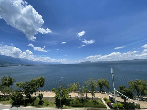 云南第一站 风景甚好的大理洱海天域英迪格酒店