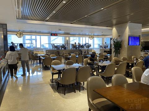 国航CA4316 HAK- CTU 打卡五星休息室和国内免税店!