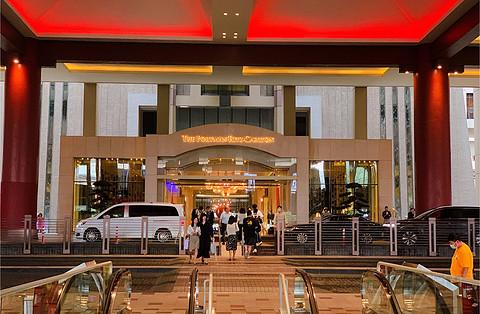 丽思毕竟是丽思——上海波特曼丽思卡尔顿酒店