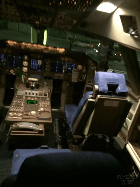 国航744 Queen Of the Sky经济舱CA1314飞行Report