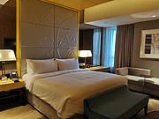 宁波洲际酒店豪华套房分享。挺不错的说#趁初夏,去旅行#