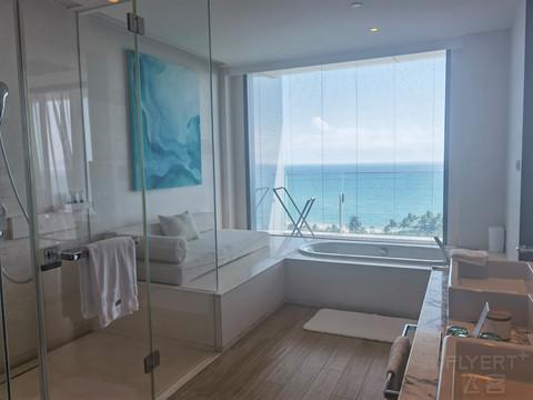 「酒店分享10」海南蓝湾绿城威斯汀度假酒店(20210307-20210312)