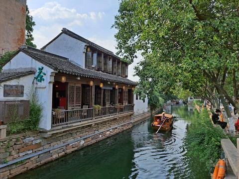 #趁初夏,去旅行# 漫步平江,临水而居 | 漫心·苏州姑苏平江大院