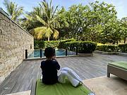 三亚<em>海棠湾</em>喜来登度假酒店,一个让孩子开心的高性价比酒店!