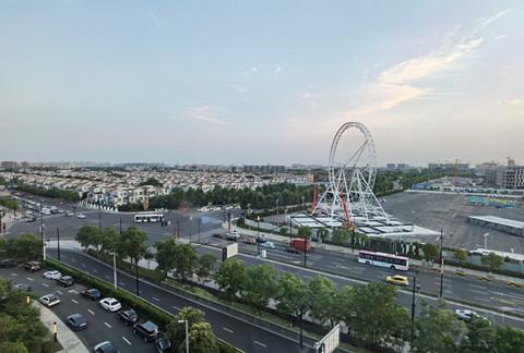 #趁初夏,去旅行# 探体验 | 上海国展洲际入住体验
