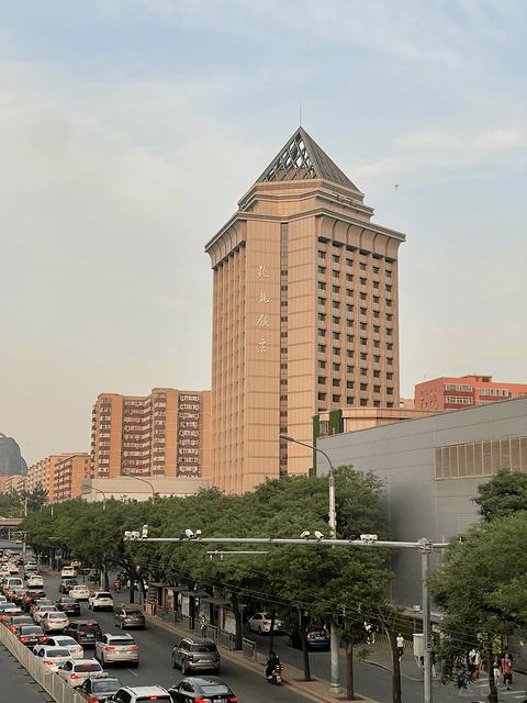 BEI|北京首北兆龙酒店