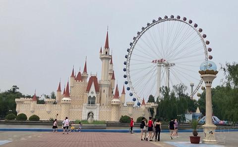 『惊喜连连』披着酒店外衣的康体中心——极高性价比的北京万商花园美居