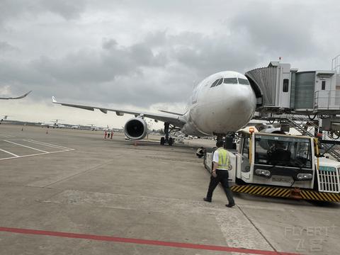 【打卡东航老332】SHA- CKG MU5421 东航老332公务舱体验