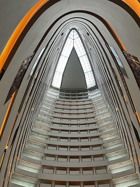 工业园区性价比之选——苏州凯悦酒店双床凯悦套房打卡
