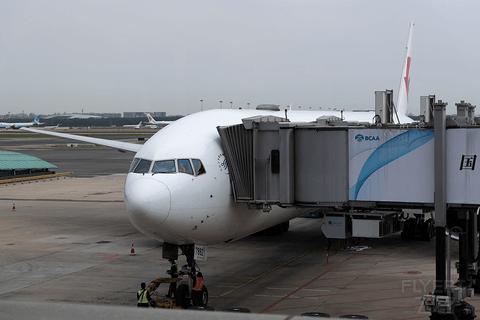 「雨中速派」—— 东航 B77W 北京首都-上海虹桥 京沪快线公务舱体验