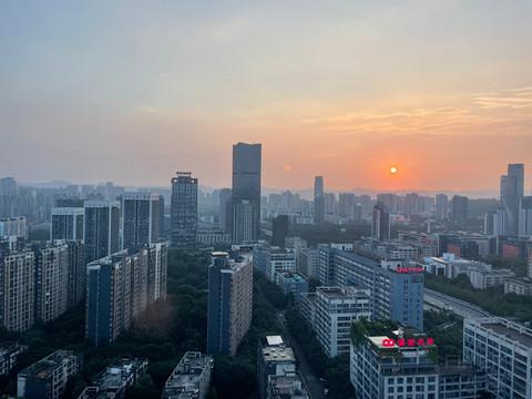 渝北酒店新标杆——重庆两江新区高科希尔顿酒店