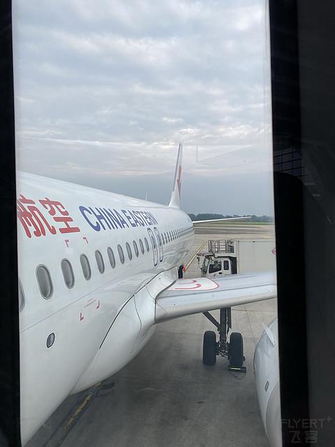 【平平无奇的东航短途公务】东航江苏MU2760 CGO-NKG公务舱体验
