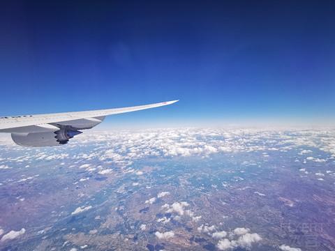 400元的747-8「空中女王」打卡    07.06 CA1415 PEK-CTU 体验报告