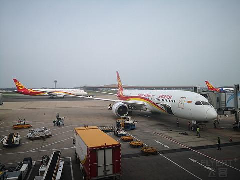 CTU-PEK成都北京 HU7148 787-9 金卡登机口升舱repo