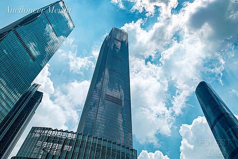 纵使晴明无雨色 入云深处亦沾衣——广州W酒店