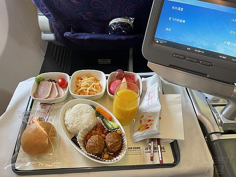 [升金前最后一飞] 国航 CA4345 重庆-深圳 公务舱报告