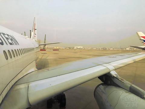 以前的飞行记录 先做高铁再坐飞机 折腾前往帝都上假期课程