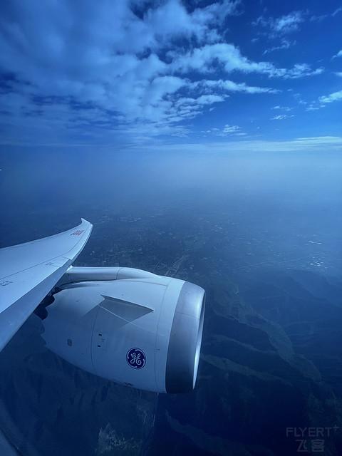 海南航空787-9 梦之羽超级经济舱乘坐体验