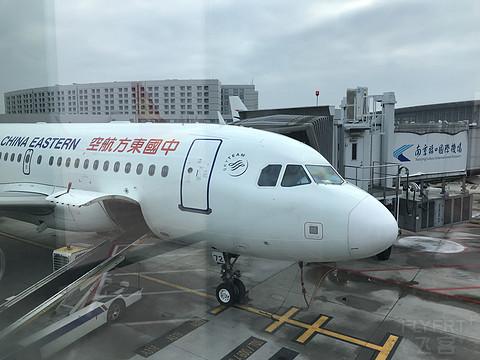 疫情前回忆,最短航线之一东航南京——上海浦东飞行报告