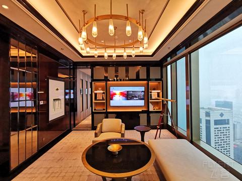 南京   金陵新贵——丽思卡尔顿行政套房体验