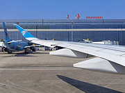 南航A350初体验 ▏SHA-CAN飞行报告