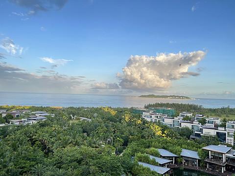 暑假遛娃之三亚海棠湾君悦