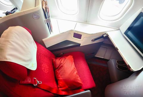 旅途中总有一些不期而遇 - HU7396 杭州-深圳 商务舱飞行体验