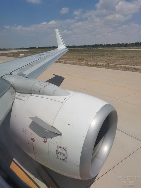 7.18银川(INC)-济宁(JNG)-杭州(HGH) 厦门航空公司MF8866,飞行报告的