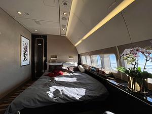 首发也应该是最后一发。全飞客最奢华的飞行体验:波音737公务机飞行