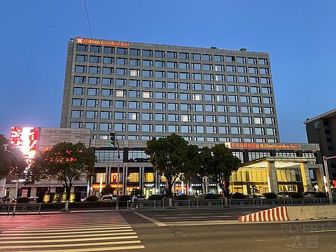 沪郊的性价比之选 —— 上海新虹桥国家会展中心灿辉希尔顿花园酒店入住体验