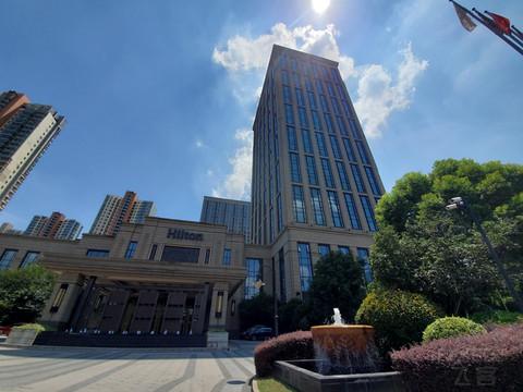 龙城驻扎地——二访常州新城希尔顿酒店