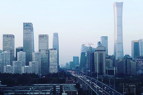现代风格融合京式细节·北京富丽万丽酒店初体验!