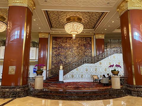 久闻大名今朝遇见 - 中国大饭店的豪华体验