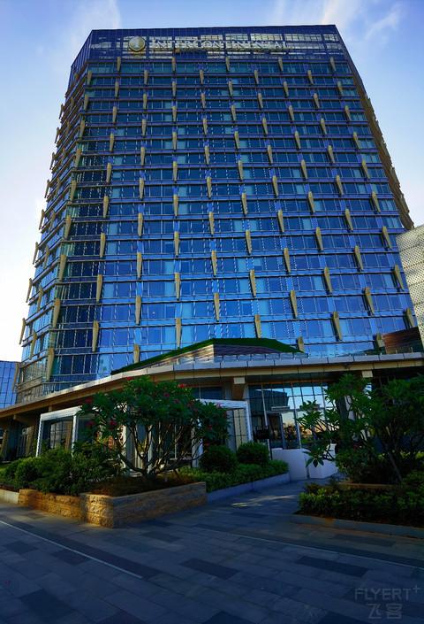 夜宿晋江 - 泉州泰禾洲际酒店积分房入住体验