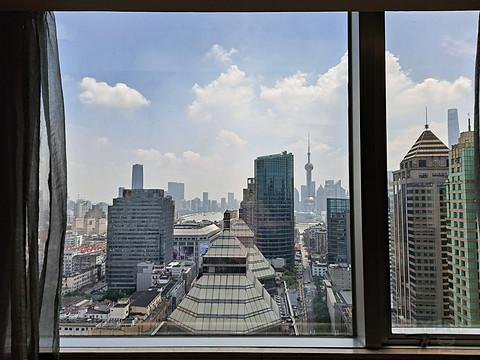 中华商业第一街上的国内首家索菲特 | 上海索菲特海仑宾馆 (现 上海丽笙精选海仑宾馆)