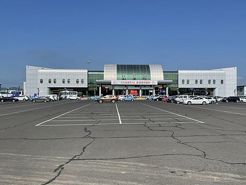 有点奇葩的边境国际机场-牡丹江海浪国际机场及机场贵宾室一览