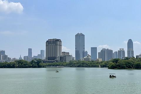 【东江河畔览惠城】惠州富力万丽酒店行政大床房入住报告