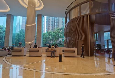 上海斯格威铂尔曼大酒店简单测评