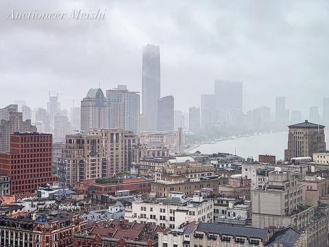 东边日出西边雨 道是无晴却有晴——上海艾迪逊酒店