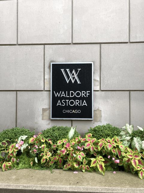 芝加哥华尔道夫报告(Waldorf Astoria Chicago)