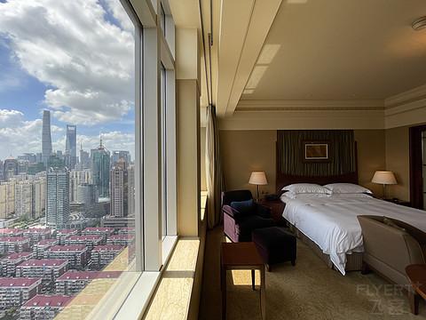 【探寻世纪前沿,致敬廿载经典】THE HONGTA HOTEL|上海红塔豪华精选酒店|行政房详记