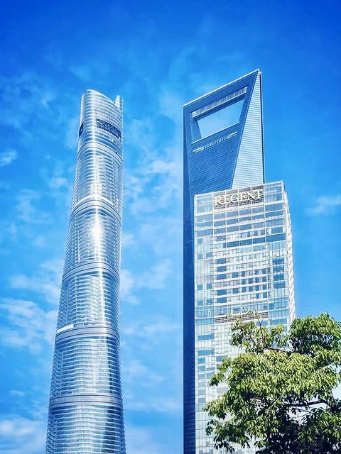 酒廊是精髓的上海浦东丽晶行政酒廊