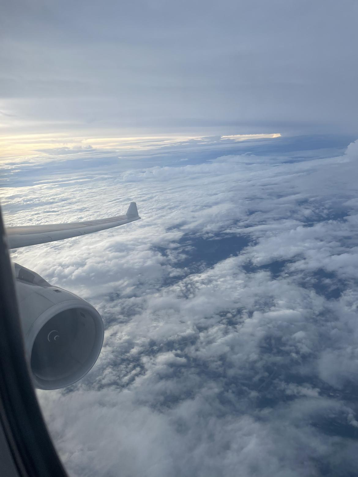 【京沪线南航332商务舱】   PKX-SHA CZ8887 大兴机场第一次初体验!超激动