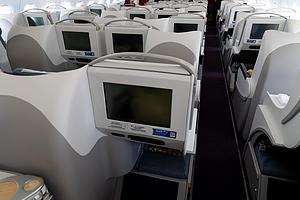 「黄昏之舞」—— 南航 A380 广州白云—北京大兴 头等舱体验