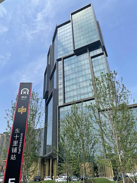 郑州建业艾美,中州大道上的颜值担当