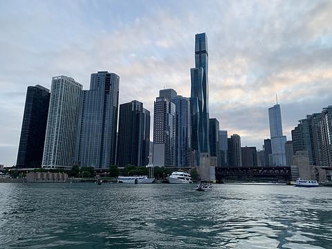 【返美记4】芝加哥华尔道夫酒店 豪华双床房 呆萌会员入住体验暨安娜堡物语