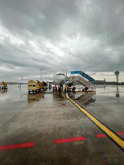 HU7045 海口-珠海:第三次乘坐B1346,短途公务舱体验