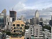曼谷辛顿城央酒店Sindhorn Midtown Hotel Bangkok初体验